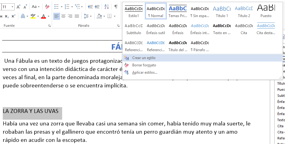 Microsoft Office Word 2007 - 2013